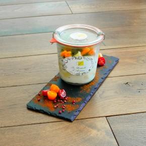 Gnocchis truffe et Gorgonzola