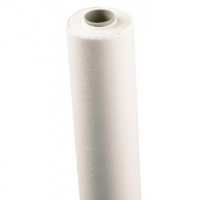 Rouleau de nappage blanc x25m